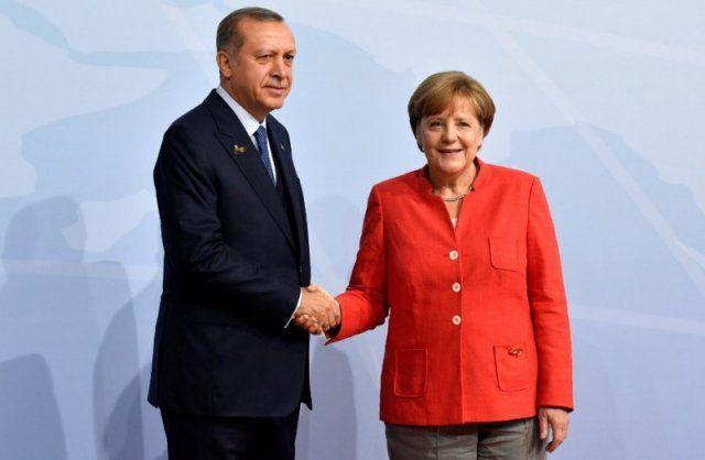 Dünya liderleri G20 için Almanya'da