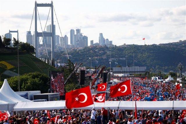 Uluslararası ajanslar fotoğrafları Türkiye'den dünyaya geçti