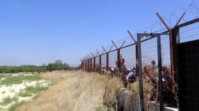 12 binden fazla Suriyeli bayram için ülkelerine gitti