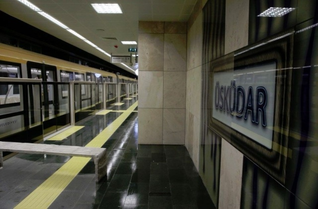 Üsküdar-Ümraniye metro hattı cuma günü açılıyor
