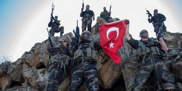 Ortak Türk ordusu kuruluyor