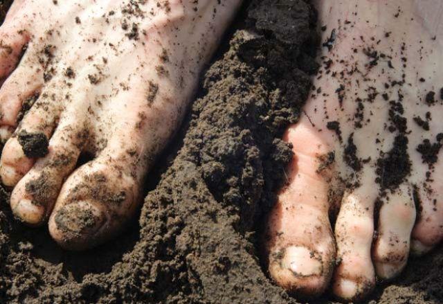 Çıplak ayakla toprağa basmanın şaşırtıcı faydaları