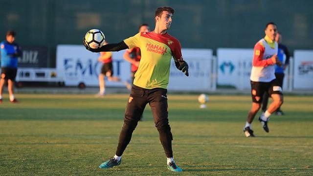 17 yaşındaki Göztepeli futbolcu yoğun bakımda