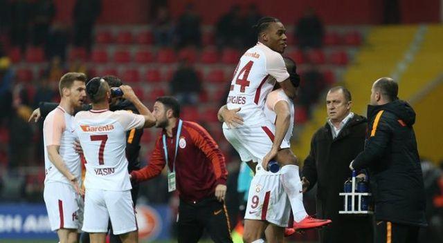 Kayserispor Galatasaray maçı golleri