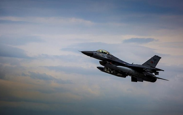 Türk pilottan tarihe geçecek hareket