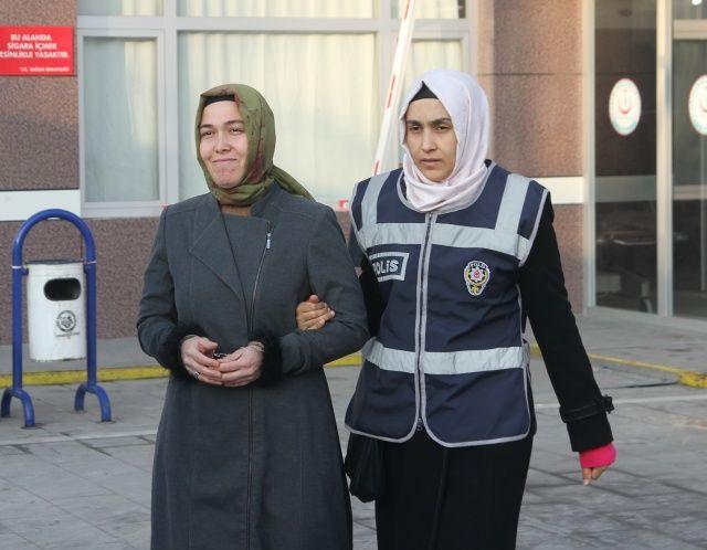 Konya'da FETÖ ablalarına operasyon: 15 gözaltı
