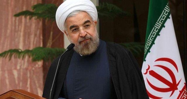 Ruhani: ABD, 'vicdansız ikiyüzlülük' sergiliyor