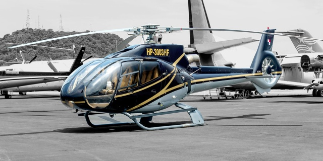 ABD'de helikopter düştü