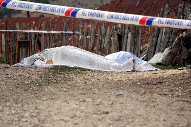 Bolu'da tarla kavgası: 4 ölü
