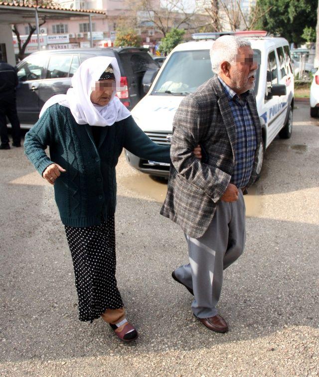 81 yaşındaki kadın gözaltına alındı, suçu ise şoke etti!