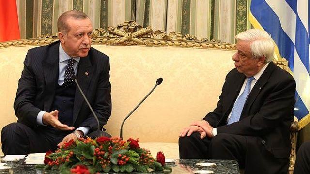 Yunan Cumhurbaşkanı'ndan Türkiye'yi işgal tehdidi