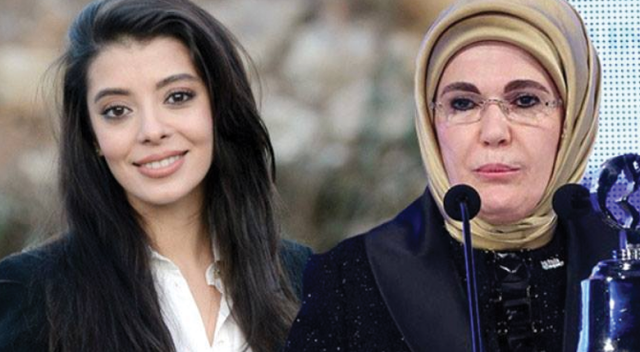 Emine Erdoğan kendisine hakaret eden 'Selin Şekerci' şikayetinden vazgeçti