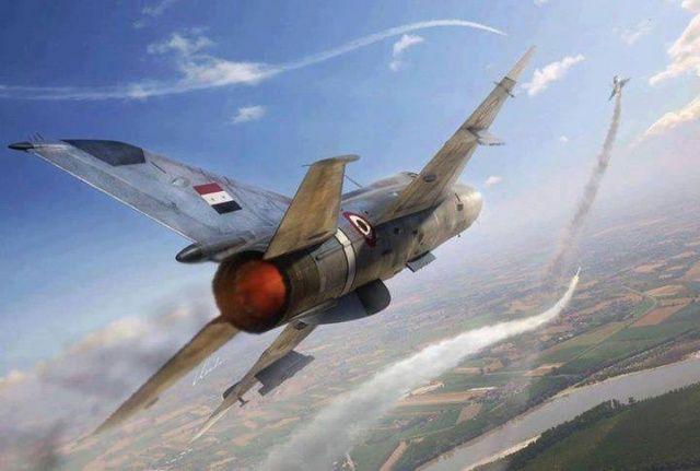 Esad rejimine ait bir uçak düşürüldü