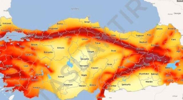 İşte Türkiye'nin yeni haritası