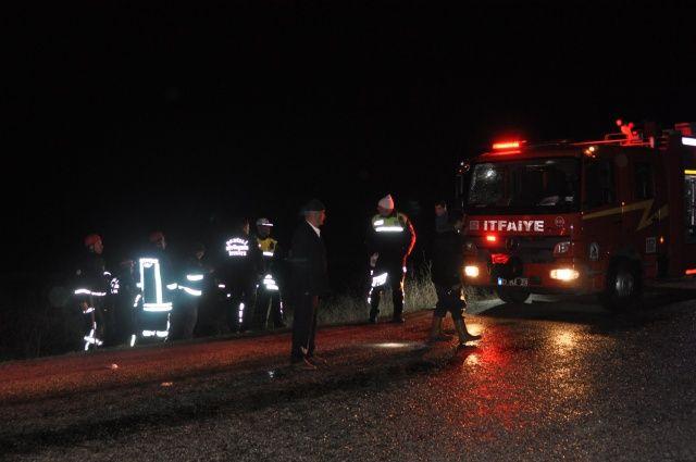 Çok feci kaza: 5 kişi hayatını kaybetti