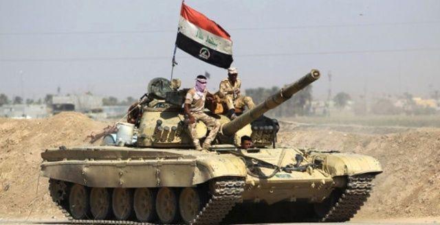 Irak ordusu Sincar'da!