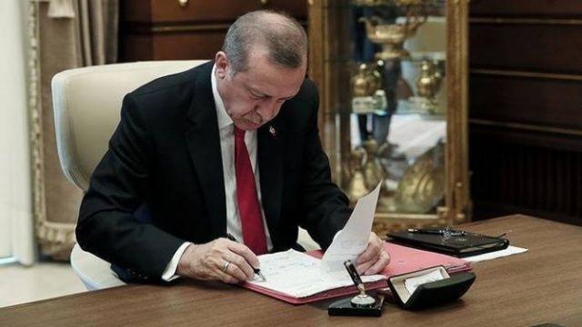 Cumhurbaşkanı Erdoğan imzayı attı! Binlerce kişiyi ilgilendiriyor...