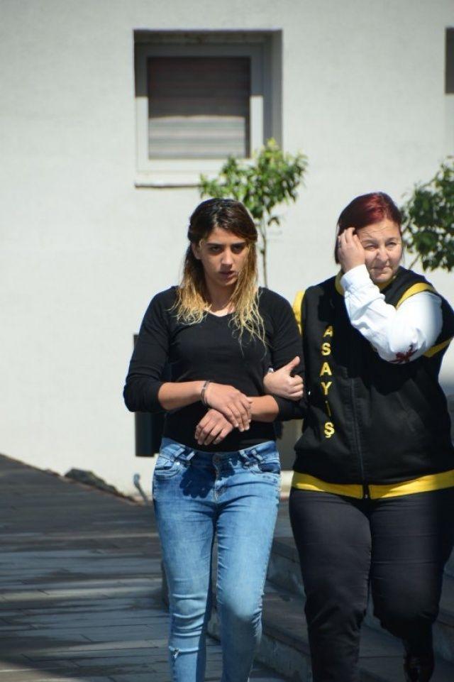 20 il gezip hırsızlık yapan kadınlar yakalandı