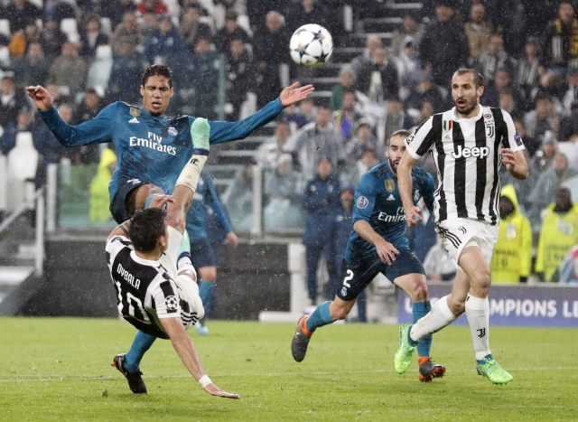 Juventus 0-3 Real Madrid Maçı özeti ve golleri İzle