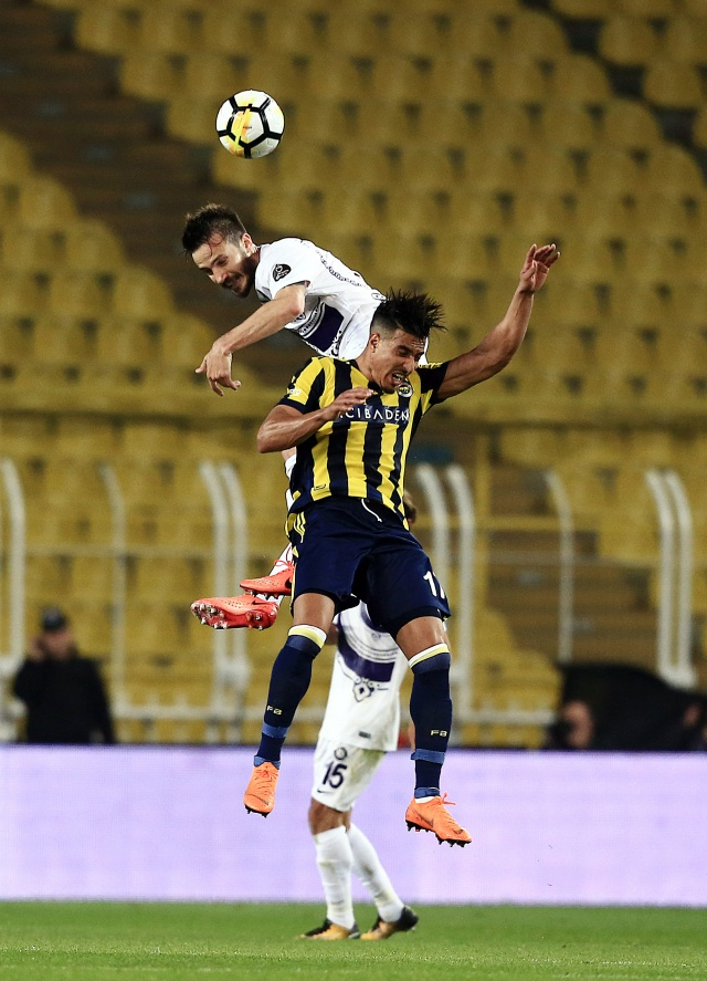 Fenerbahçe Osmanlıspor maçı detayları