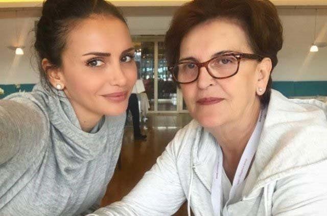 İşte ünlülerin anneleri...