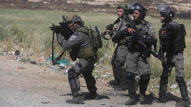 İsrail'den Filistinlilere 'kimyasal gazlı' saldırı