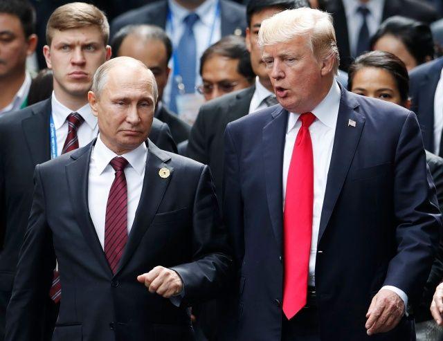 Putin'den Trump'a cevap: Umarım sağduyu hakim olur