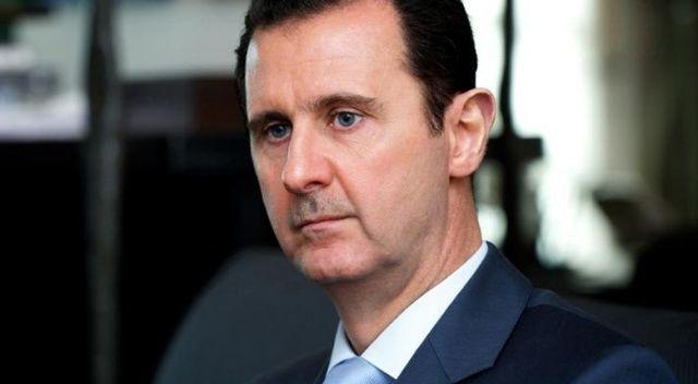 Bırakıp kaçtığı haberleri çıkmıştı, katil Esad bakın nerede çıktı