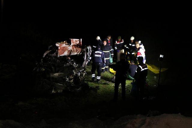 Nevşehir'de katliam gibi kaza! Çok sayıda ölü var