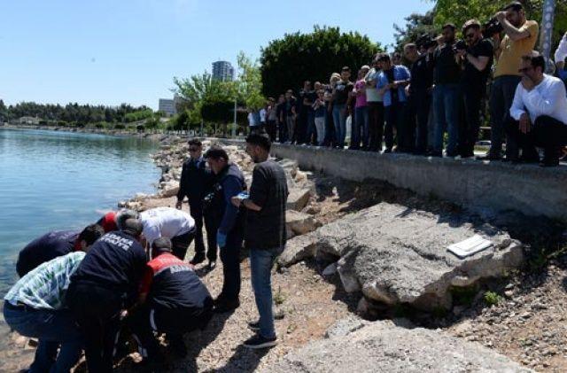 Adana'da baraj gölünde genç kızın cesedi bulundu