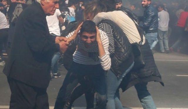 Ermenistan fena karıştı! Ortalık savaş alanı