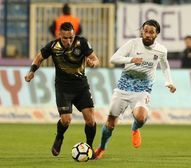 Osmanlıspor Trabzonspor maçı detayları