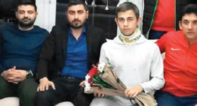 Aydın'da 17 yaşındaki futbolcuyu gol attı diye dövdüler!