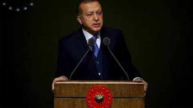 Erdoğan dünyaya son dakika olarak duyurdu