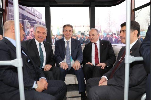 İşte İstanbul'un yeni aracı