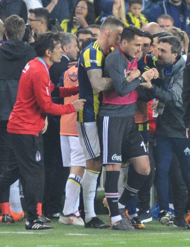 Fenerbahçe Beşiktaş Türkiye Kupası Maçı