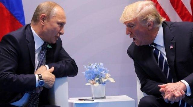 Trump sürpriz hamle! Putin görüşmesinde...
