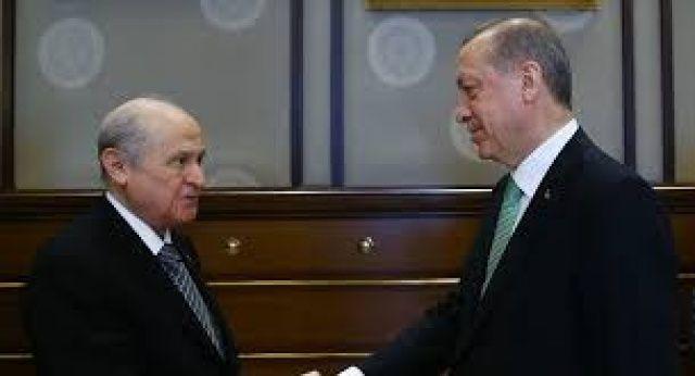 'Adayımız Erdoğan'