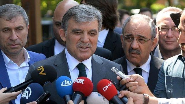 Hükümetten Abdullah Gül'e peş peşe tepkiler