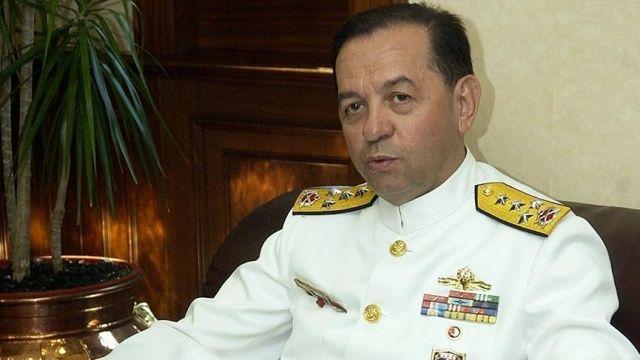 Deniz Kuvvetleri eski komutanı vefat etti