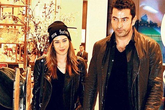 Kenan İmirzalıoğlu ve eşi Sinem Kobal moral için gidiyor