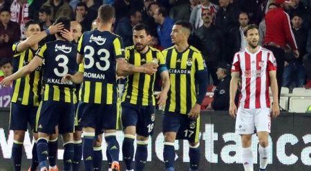 Sivasspor Fenerbahçe maçı detayları