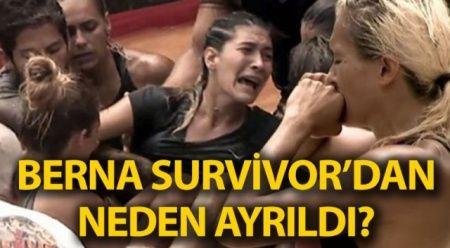 Survivor Berna Canbeldek Kimdir? | Survivor Berna diskalifiye mi oldu? ( Berna Survivor'dan neden ayrıldı?)