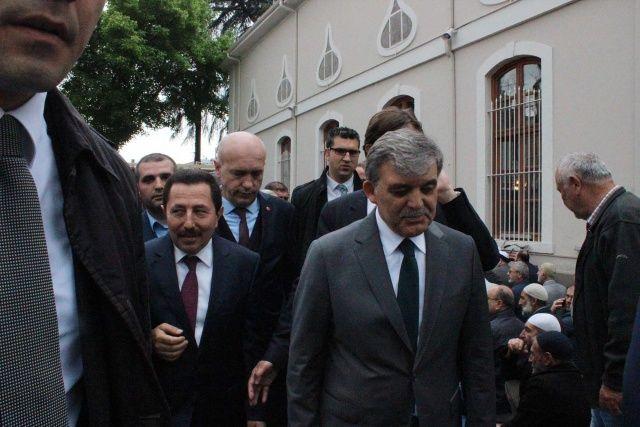 Abdullah Gül'e tepki gösteren şahıs hakkında karar