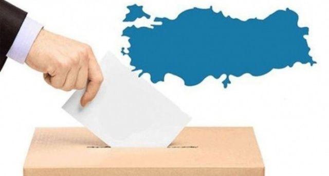 24 Haziran seçimlerinde çarpıcı anket!