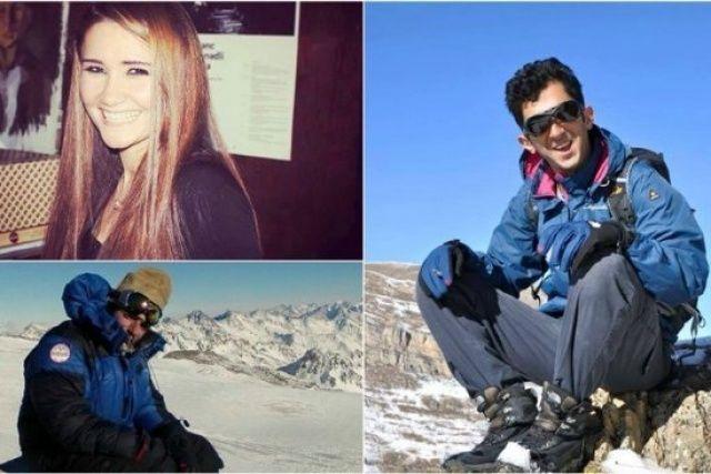 Kayıp dağcıların cenazelerine aylar sonra ulaşıldı