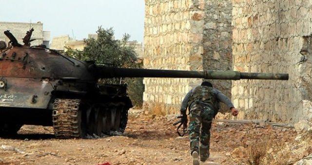 Esad rejimi, Fransız askerlerini gözaltına aldı