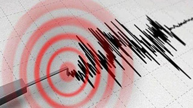 Amasya'da deprem oldu!