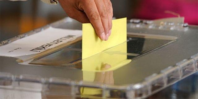 YSK Nerede oy Kullanacağım Sorgula