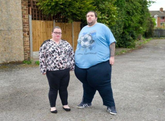Obez çifte inanılmaz yasak